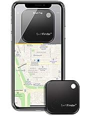 GLCON キーファインダー 【新しいモデル】 (電池交換版) 忘れ物防止 タグ 日本語取扱説明書付き 鍵・スマートフォン・財布・猫などの紛失防止タグ Bluetooth搭載するスマホに対応(一個)