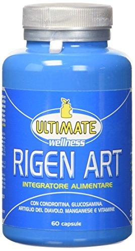Ultimate Italia Rigen Art Integratore con Condroitina - 60 cps