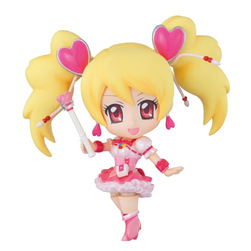 Chibi-arts - Fresh Pretty Cure! - Cure Peach - PVC Figure