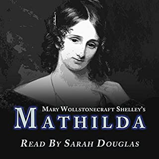 Mathilda audiobook cover art