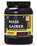 Advance MuscleMass Mass Gainer with Enzyme Blend | 7.15 G Protein | 23.46