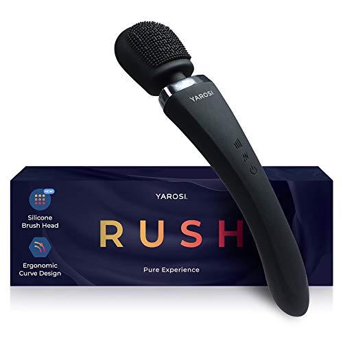 Yarosi Wireless Curve Brush Therapeutic Device Waterproof Version - 8...
