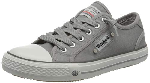 Dockers by Gerli Damen 42VE201-790210 Sneaker, hellgrau, 40 EU