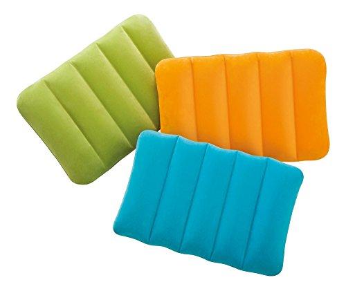 Intex Kids, cojín para niños, 43x 28x 9cm, Colores Surtidos