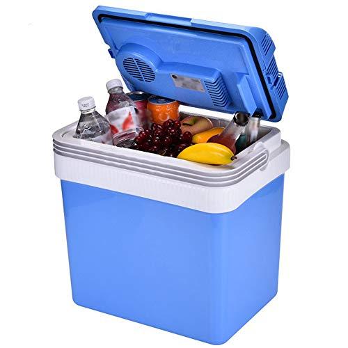 QHGao 32L Refrigerador Portátil para Automóvil, Refrigerador Doméstico De Doble Uso Refrigerador para Acampar Al Aire Libre Refrigerador Portátil Refrigerador para Automóvil para Automóvil Doméstico