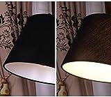 TF Home Hotel Iluminación Chic Jobs Lámpara de Mesa Dormitorio Mesita de Noche Aprenda Protección para los Ojos Luz Lámparas Decoradas Originalidad