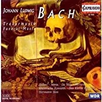 Funeral Music by J.L. Bach (2008-12-15)