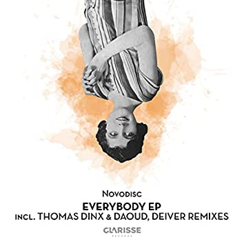 Everybody EP Incl. Thomas Dinx & Daoud, Deiver Remixes