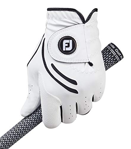 Footjoy GT Xtreme Gant de Golf, Homme, Homme, 64857E, Blanc,...