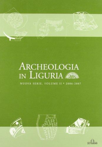 Archeologia in Liguria (Vol. 2)