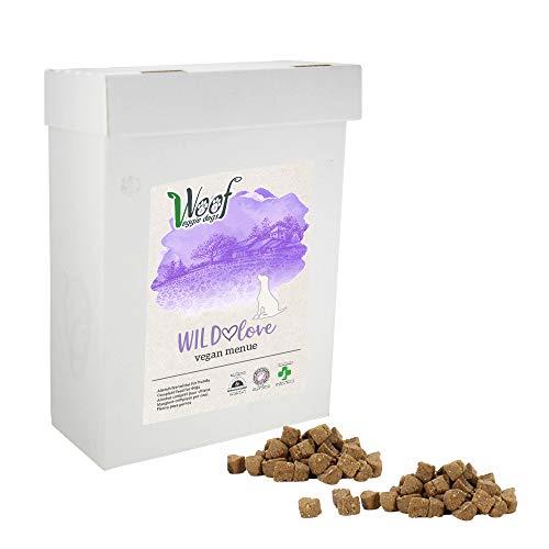 Voof WILDlove, veganes Trockenfutter für Hunde, ofengebacken 5kg