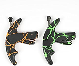 Archery Release Aid Compound Bows Shooting Tool Thumb Trigger 1PCS