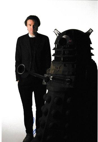 Doctor Who Dr Who – Piers Wenger Signé Autographe authentique modèle COA