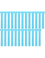 Dental Ucu, 25 Adet / Torba Diş Cerrahi Güçlü Uçları Tükürük Tahliye Başlığı Ağız Bakım Aleti 16 mm