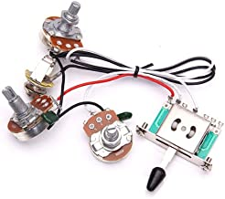 Guitar harness 1V2T 1Jack 5WAY switch STRAT