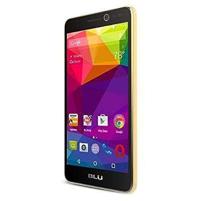 BLU Studio Selfie Factory Unlocked Phone - Retail Packaging