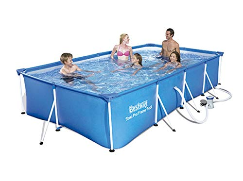 Bestway FAC56424 Piscine Splash Frame Pool + FAC5700.0L,...
