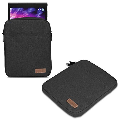 UC-Express Medion Lifetab E10604 E10412 E10511 E10513 E10501 Hoes Tas Tablet PC Beschermhoes Zwart Grijs Cover Case