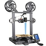 LOTMAXX Shark 3D Printer with Dual Extruder,Laser Engraving & Two-Color Printing 2 in 1, 95% Preassembled Metal 3D Printer Machine, Print Size 235x235x265mm, Space gray (Laser not Included)