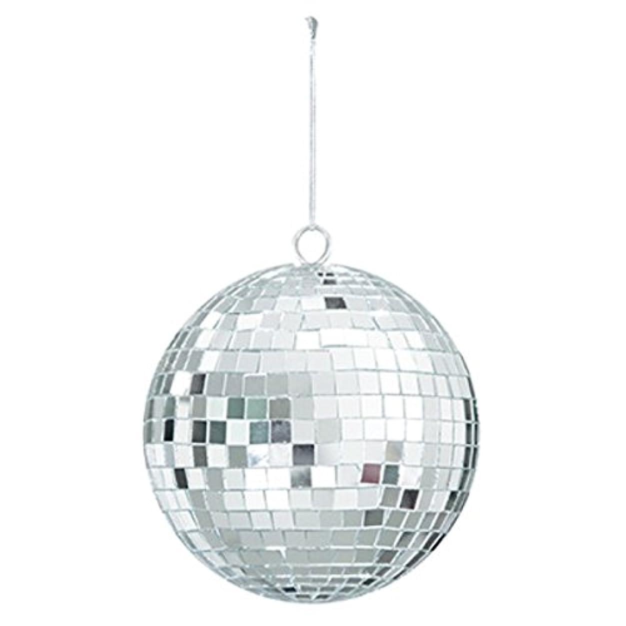 仕事に行くルーム謝罪する150mmミラーボール(OXM1215L)[クリスマス デコレーション 飾り オーナメント ミラーボール]