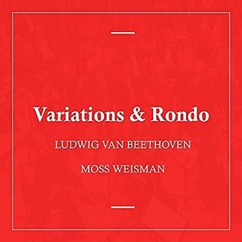 Beethoven: Variations & Rondo