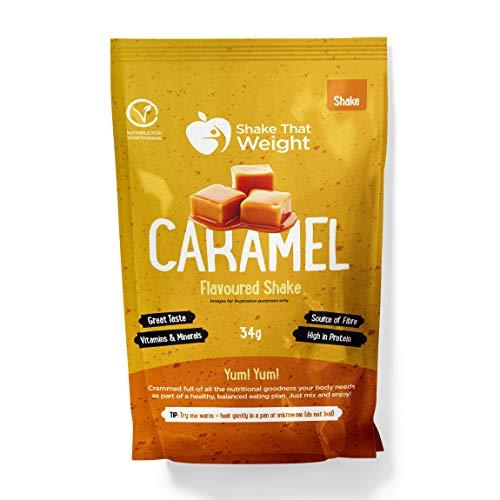Shake That Weight 10x Diet Shakes - Caramel