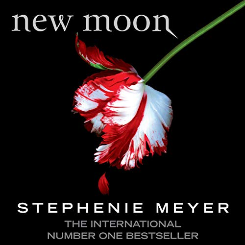 New Moon: Twilight Series, Book 2 Audiobook By Stephenie Meyer cover art