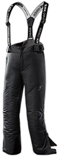 Black Crevice Kinder Skihose, schwarz, 176