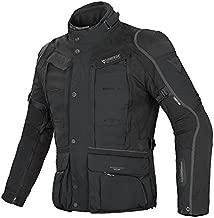 Dainese D-Explorer Gore-Tex Jacket (62) (Black/Black/Dark-Gull Grey)