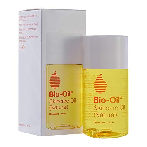 Bio Oil Specialist Skincare Oil Natural, Clinically Proven Natural Solution For Scars, Stretch Marks, Ageing, Uneven Skintone, 60 ml