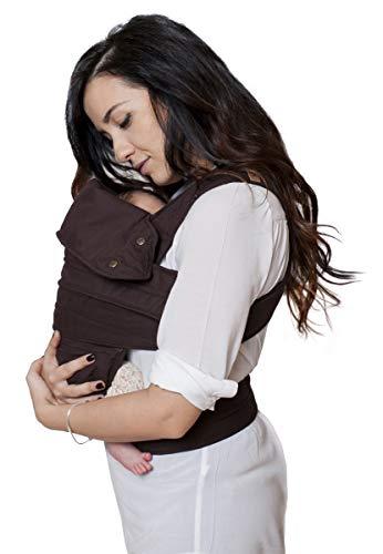 marsupi Baby- und Kindertrage, Version 2.0 (chocolate/brown, XXL)
