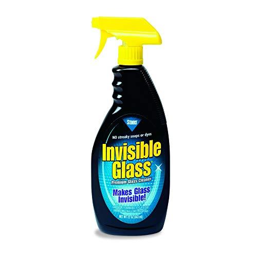 Unsichtbar Glas 08101Glas/Spiegel Reiniger Haze/Streak gratis