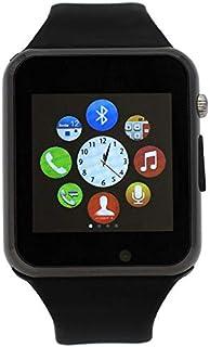 Reloj Conectado Compatible con HTC One M9+, CEKA TECH® Reloj Inteligente con Bluetooth con Pantalla táctil Curvada Soporte para SIM/TF Tarjeta Sleep Podómetro
