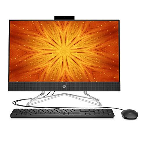 HP All-in-One - 24-dd0201in (AMD Ryzen 3-3250U/8GB/256GB SSD + 1TB HDD/Win 10/MS Office 2019/24 inch Screen)