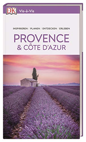 Vis-à-Vis Reiseführer Provence & Côte d\'Azur