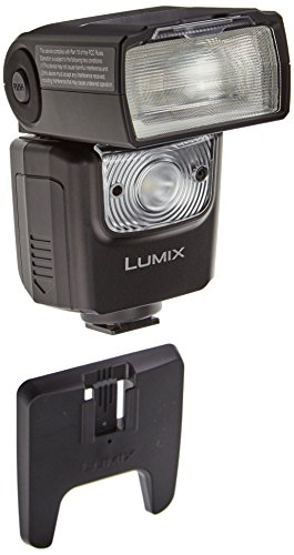 Panasonic LUMIX Hybrid Flash, GN36, Video LED, Swivel & Bounce Head, Wireless TTL, DMW-FL360L