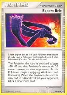 Pokemon - Expert Belt (87) Promos