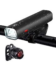 自転車ヘッドライトUSB充電式 2500mAh 防水 LEDヘッドライト 高輝度4モード対応 懐中電灯兼用 スポーツ、アウトドア 自転車、サイクリング 用 ライト 防水 防災フロント用