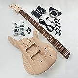 Combine 5-String DIY Electric Bass Kit