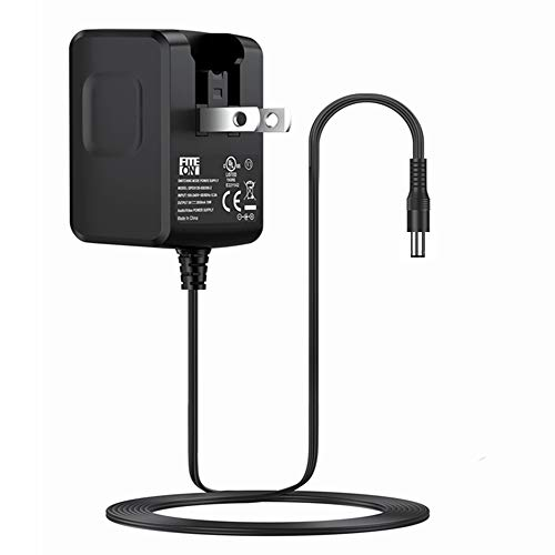 FITE ON UL Listed AC/DC Adapter for iKonvert SC-58 Digital TV Receiver Power Supply Cord Cable