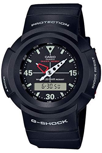 [カシオ] 腕時計 ジーショック AW-500E-1EJF メンズ ブラック