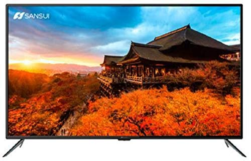 Sansui Pantalla Smart TV 55' LED Ultra HD 4K SMX55Z2USM Negro