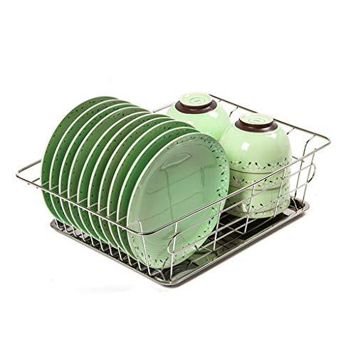WWF Rack-Edelstahl-Teller-Korb Obst-Speicher-Korb Pool Abtropfbrett Küche Ablassen Basket Küche Storage Rack hgfhfghfdgd