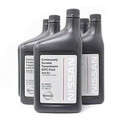 top rated Original gear oil Nissan OEM CVT-3 999MP-NS300P (5 liters) 2021