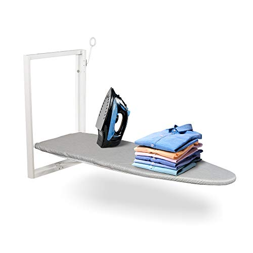 """Ivation Wall-Mounted Ironing Board 