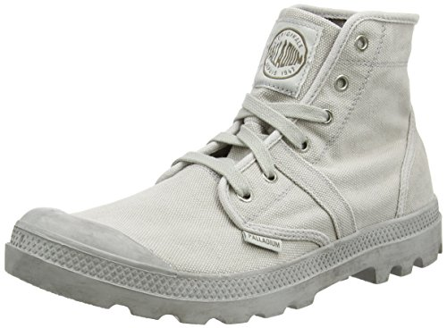 Palladium Pallabrouse, Herren Desert Boots, Grau (Vapor/Metal), 45 EU (10.5 Herren UK)