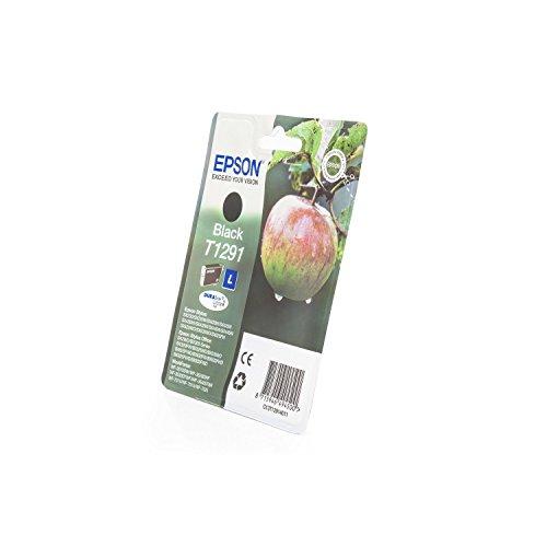 Epson Cartucho'manzana–Tinta DURABrite Ultra N–Cartuchos de tinta (negro, Inyección de tinta, 11.2ml)