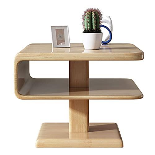 Mesa De Centro Cuadrada Mesa De Esquina De Color Original Moderna Minimalista Luz Mesa Auxiliar De Lujo Sala De Estar Muebles De Oficina