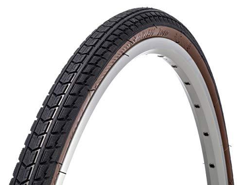 Amigo Ortem Toro Fahrradreifen - Fahrradmantel 28 Zoll 40-622 - Schwarz/Braun
