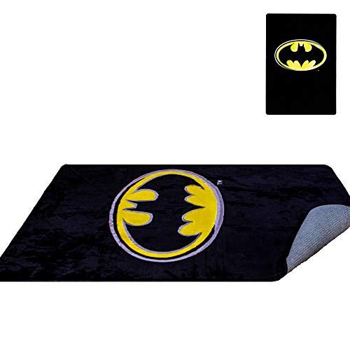 DC Comics Batman - Emblema de Batman (48'' x 72'', con Logo de Batman)